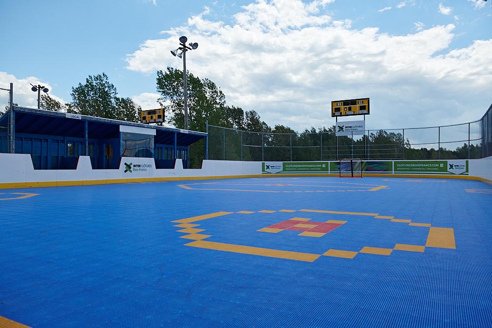 Dek Hockey – Extérieur – Lac Mirage