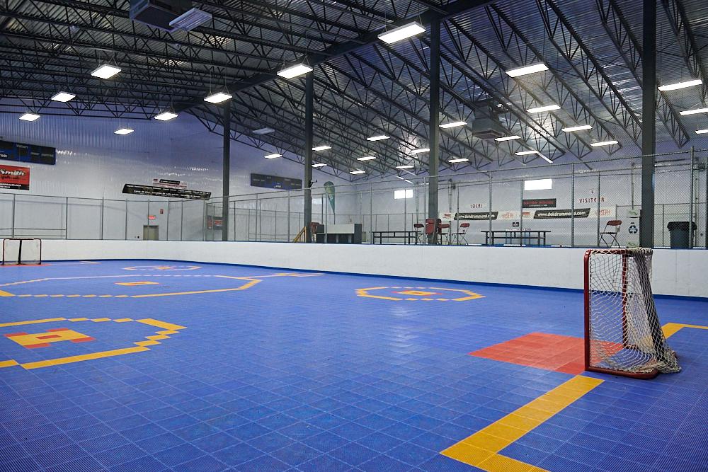Dek Hockey – Intérieur – Drummondville