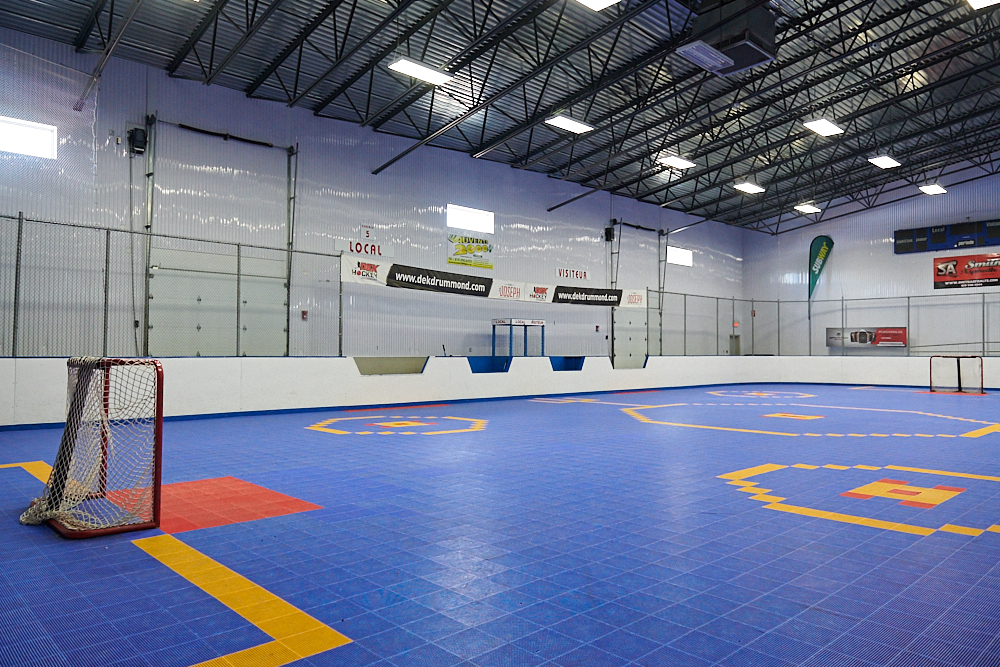 Dek Hockey Intérieur – Drummondville(2)