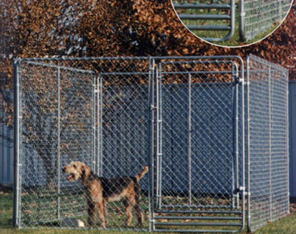 Enclos à chien démontable